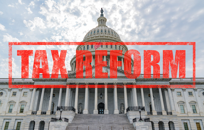 Potential Effects of Tax Reform financial article from strategic wealth designers