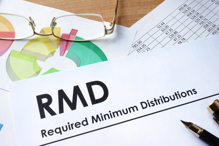 Taking Required Minimum Distributions financial article from strategic wealth designers