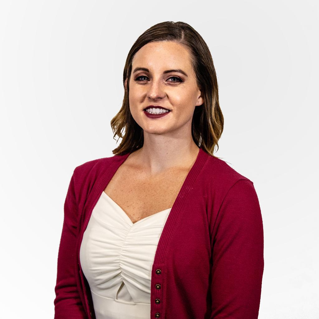 Jillian Russell, Marketing Coordinator
