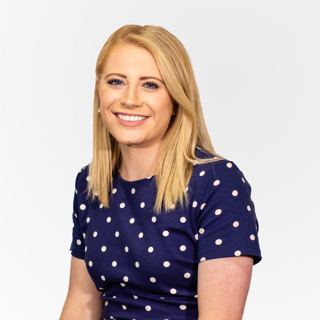 Georgia O'Connell Marketing Coordinator headshot