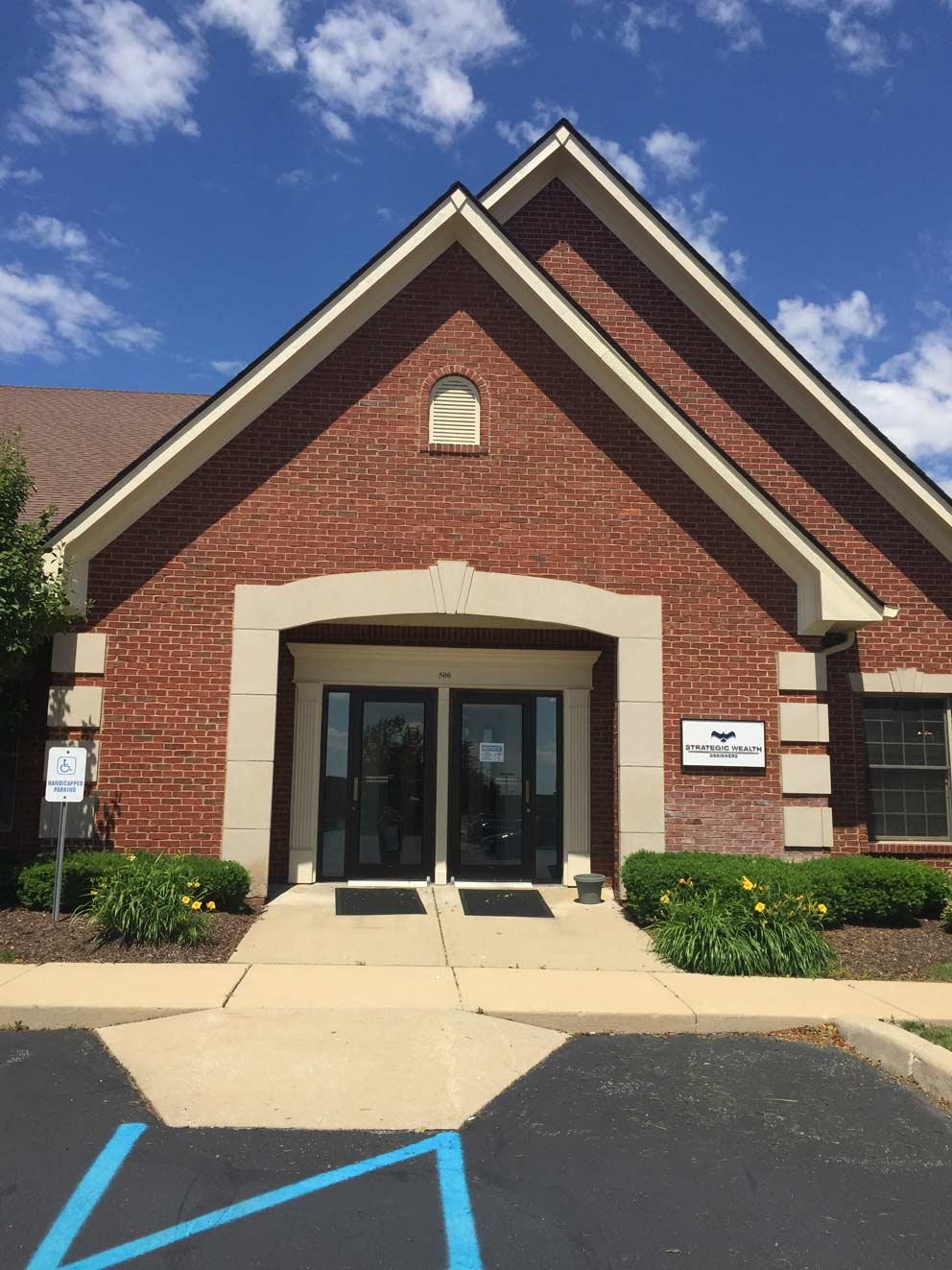 Strategic Wealth Designers   Indianapolis Office Exterior