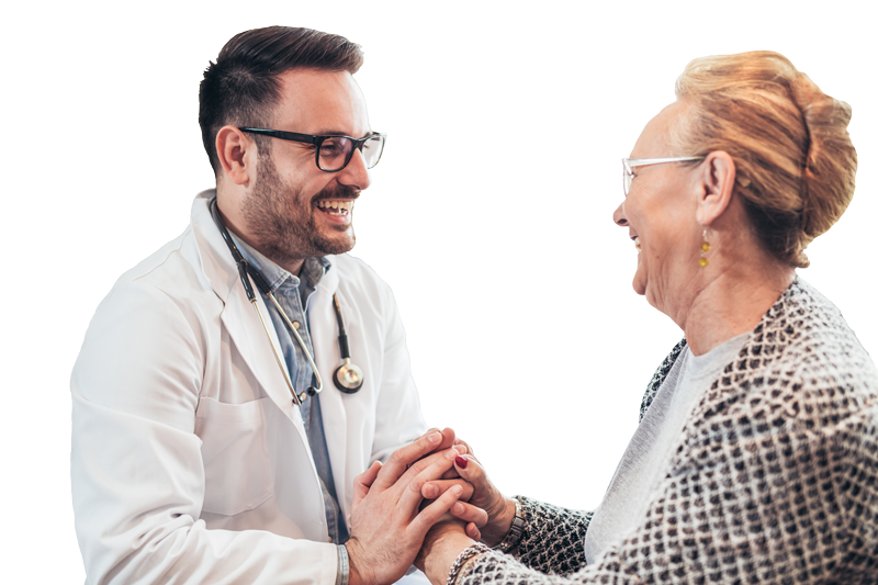 Strategic Wealth Designers | Doctor and Patient photo