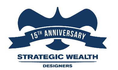 Strategic Wealth Design   SWD 15th Anniversary Badge