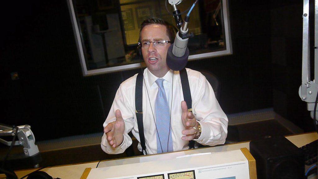 Strategic Wealth Design | First Radio Show Matt Dicken speaking