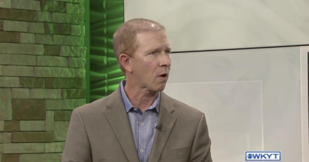 Jason Vander Pol talking on WKYT