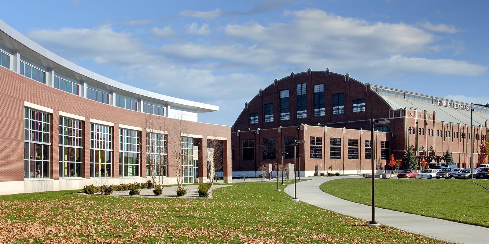 Strategic Wealth Design | Butler University Hinkle Fieldhouse